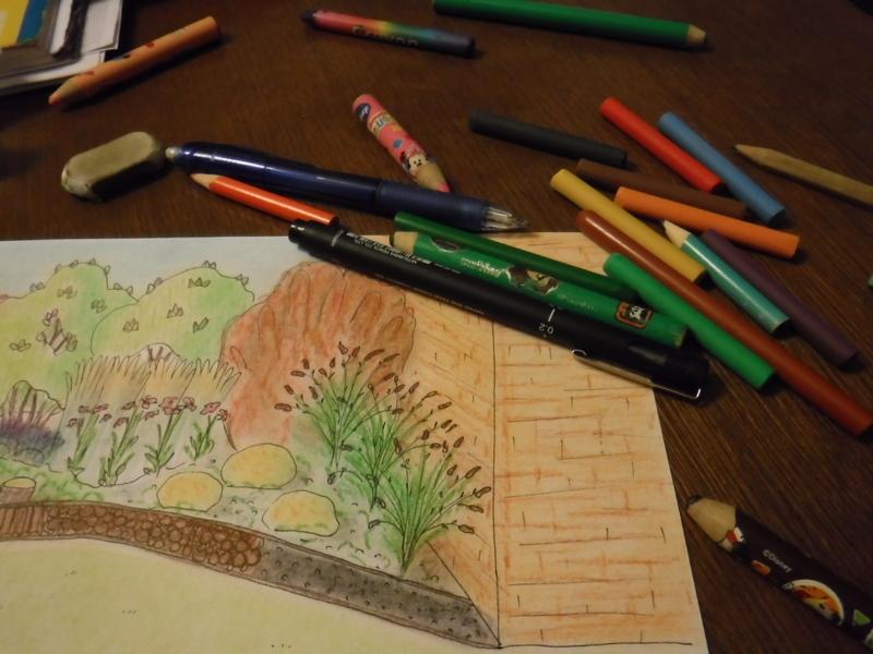 projekt-ogrodu-rysowanie
